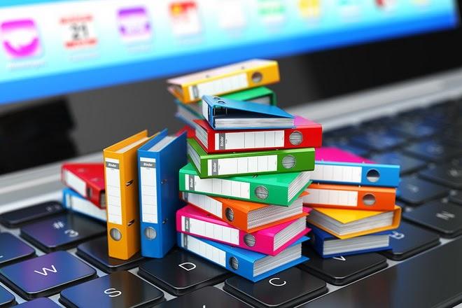 Arsip Digital Sistem Pengelolaan Perbankan